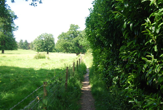 Footpath from Leigh