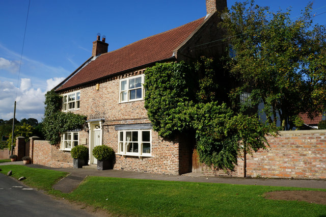 Pear Tree House, Myton-on-Swale