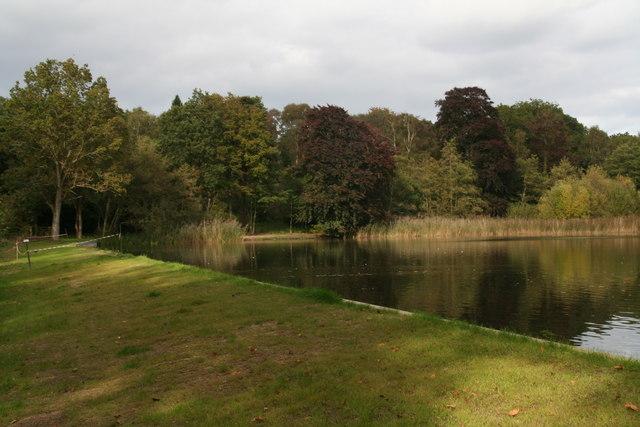Selbrigg Pond
