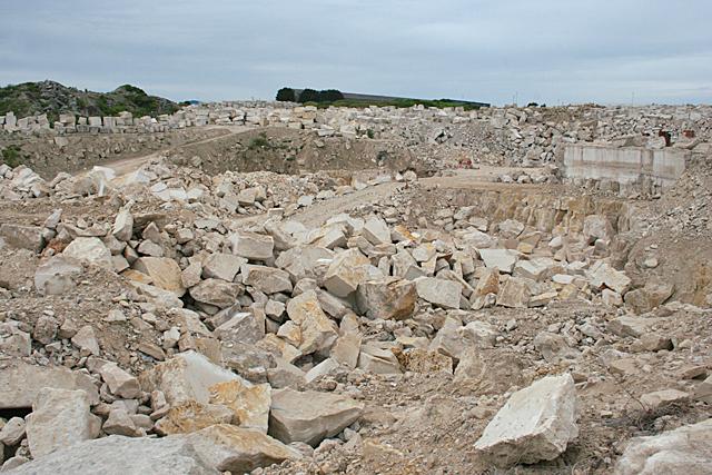 Inmosthay Quarry