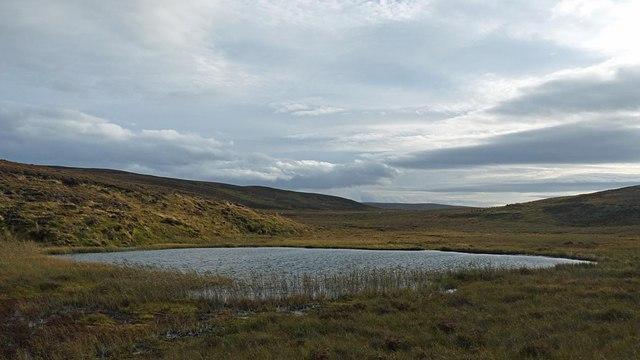 Lochan, Muie Grazings, Sutherland