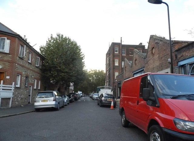 Braydon Road, Stamford Hill