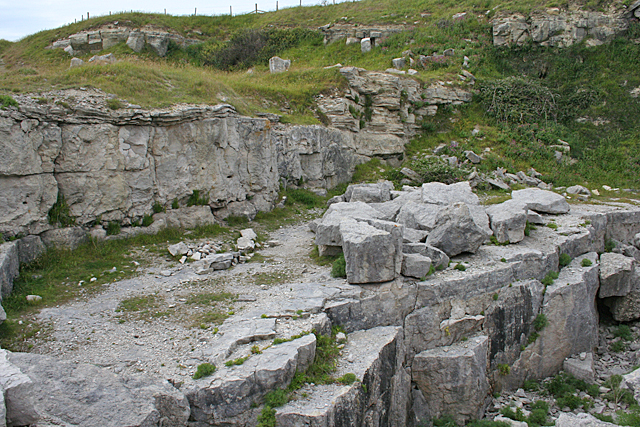 Old Quarry Faces