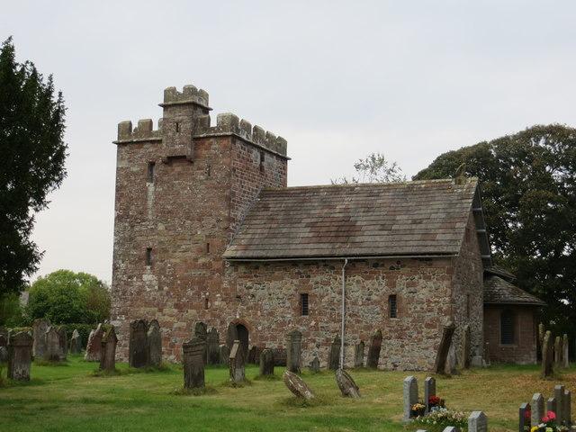 The Church of St John at Newton Arlosh