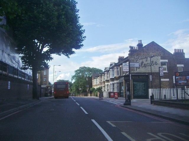 Kenworthy Road, Hackney Wick