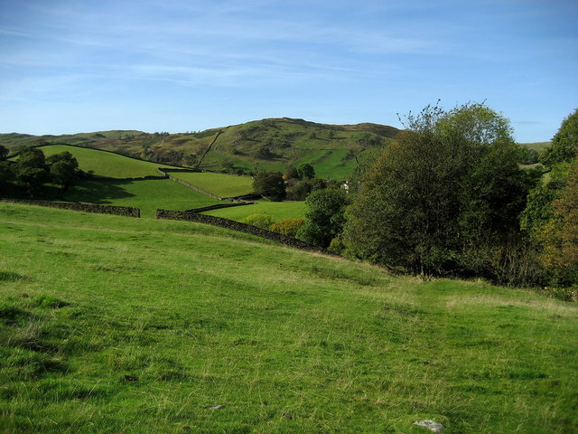 View from Hall Lane
