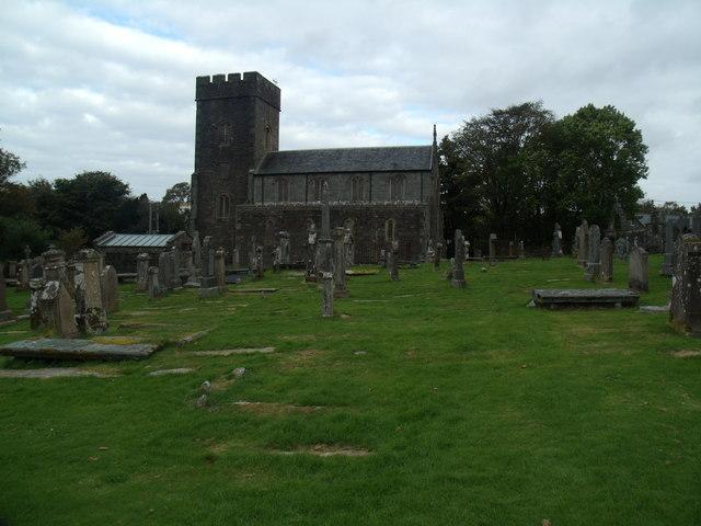 Kilmartin Church
