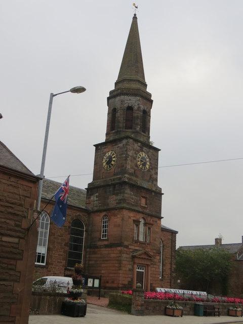 Annan Parish Church
