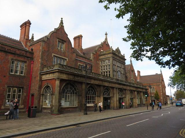 Stoke Railway Station