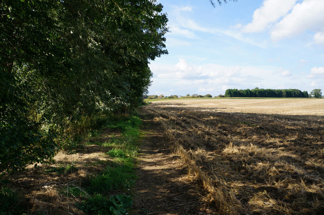 Path leading to Boroughbridge