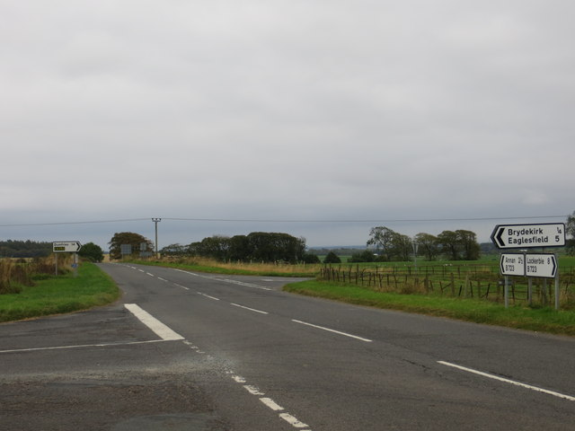 Cross Roads at Parkneuk