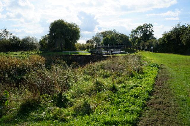 Path towards Milby Lock, Boroughbridge