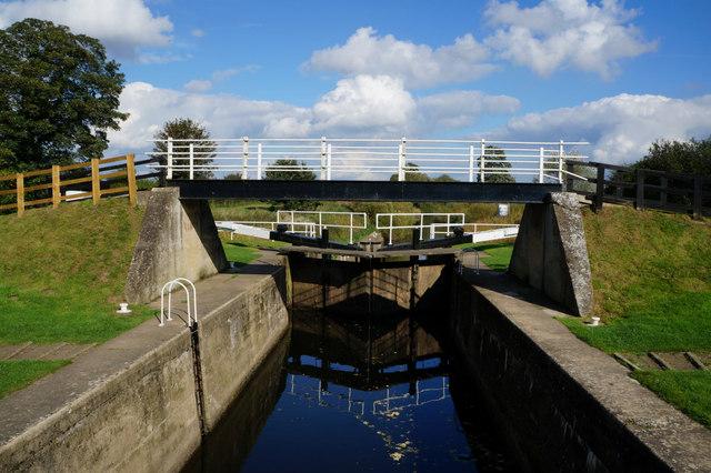 Milby Lock, Boroughbridge