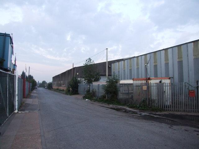 Wharf Road, Denton