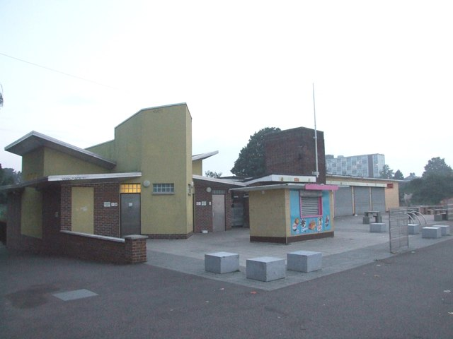 Snack Bar and Toilets, Gordon Promenade, Gravesend