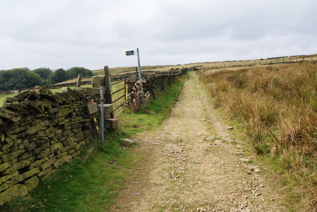 Footpath to Good Bent