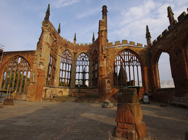 Ruined Cathedral, Coventry