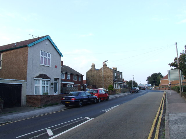 Addiscombe Road, Margate