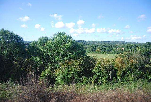 High Weald landscape