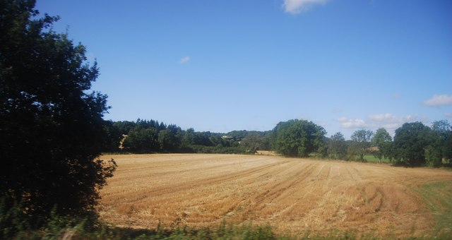Farmland, Rother Valley