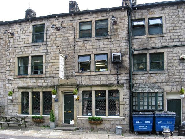 Cornholme - The Staff of Life Inn