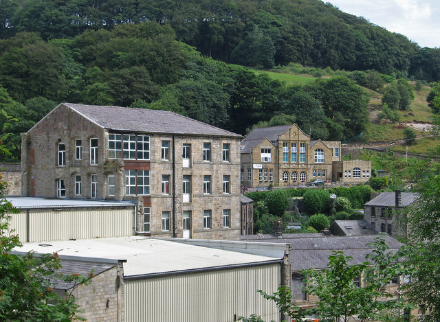 Lydgate - Robinwood Mills and Activity Centre