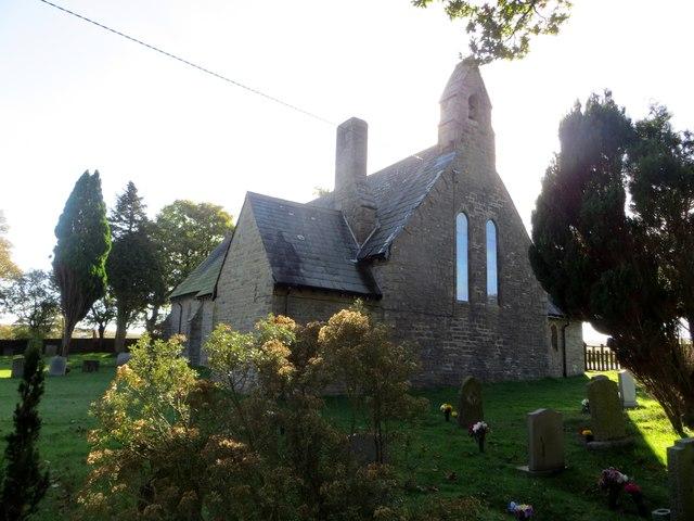 St. Matthew's Church, Keasden