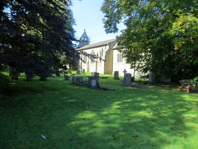 Holy Trinity Church, Wray