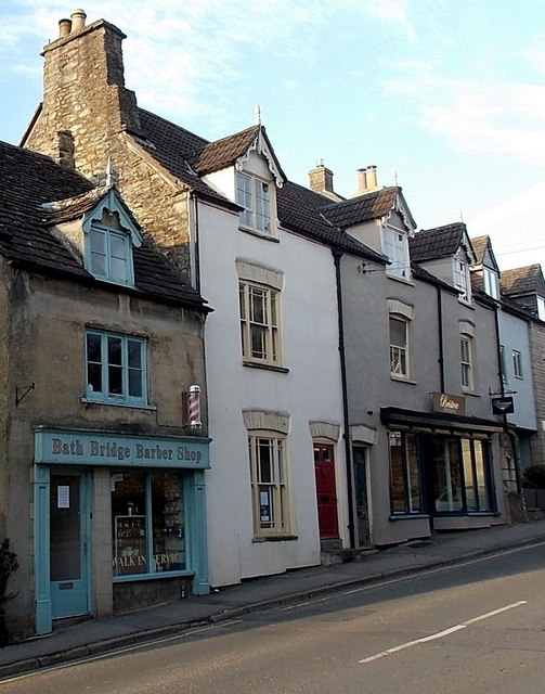 Bath Bridge Barber Shop, Tetbury