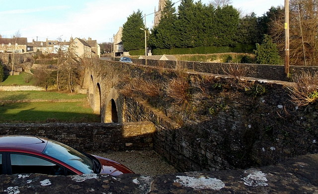 Bath Bridge, Tetbury