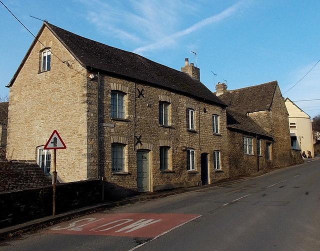 Church Street houses, Tetbury