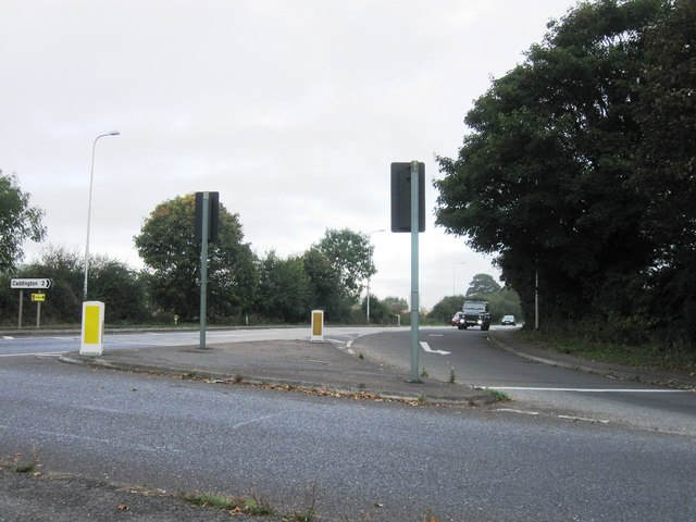 Dunstable Road meets A5