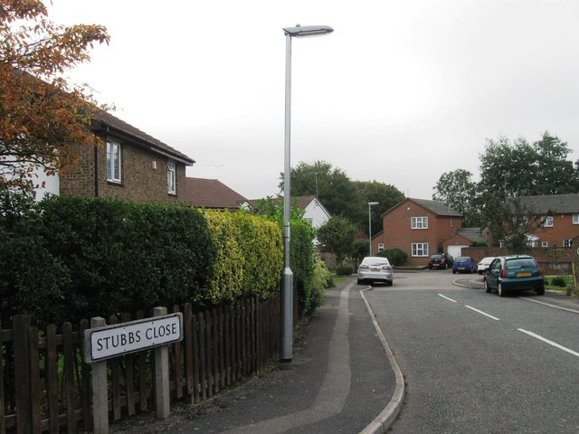 Stubbs Close