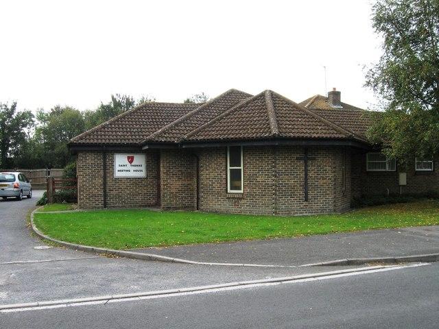 St Thomas' Meeting House