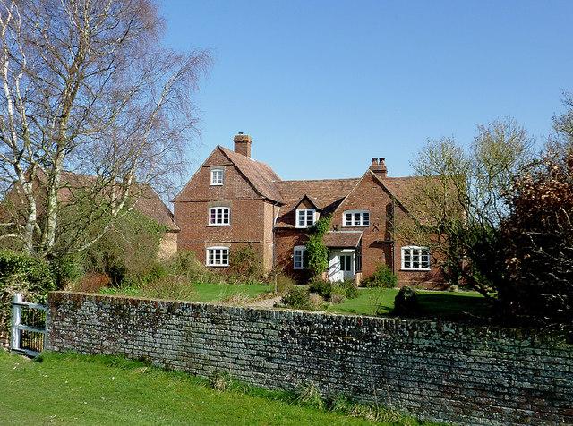Farm house at Catstree, Shropshire