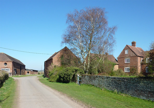 The lane at Catstree, Shropshire