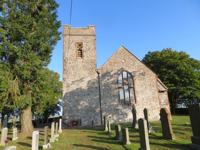Tundergarth Parish Church