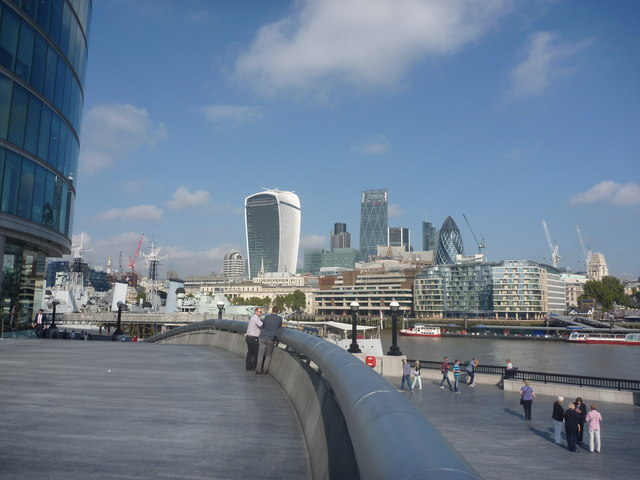 London Cityscape : Informal Meeting