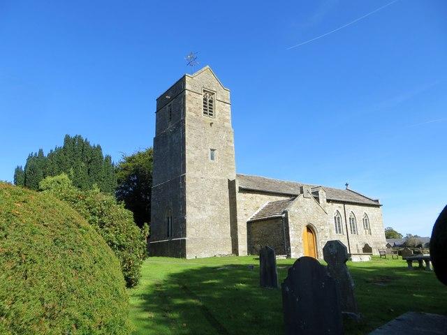 Church of St. James the Less, Tatham