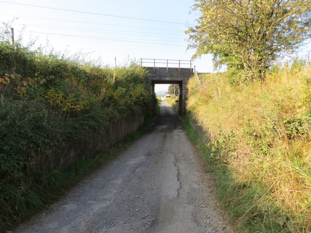 Langhill Railway Bridge