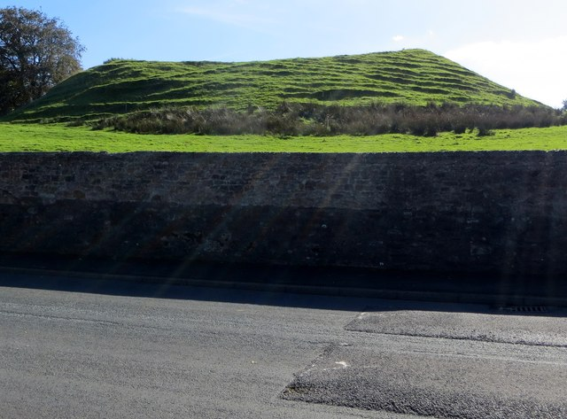 Motte and Bailey, Burton in Lonsdale