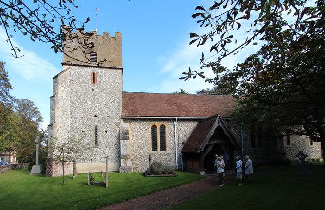 St Martin, East Horsley