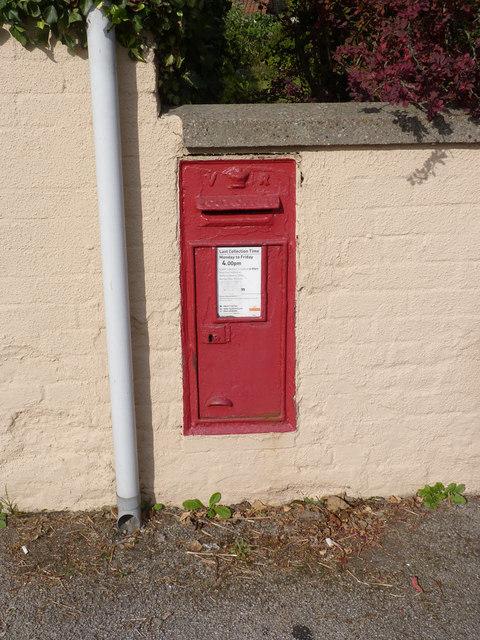 Sturton le Steeple P.O. postbox ref DN22 19