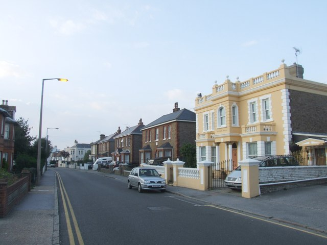 St. Peter's Road, Margate