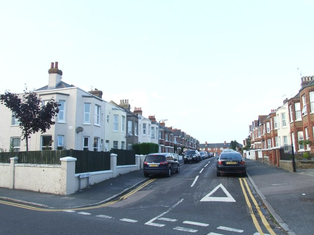 Sussex Avenue, Margate