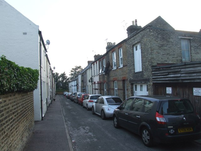 Setterfield Road, Margate