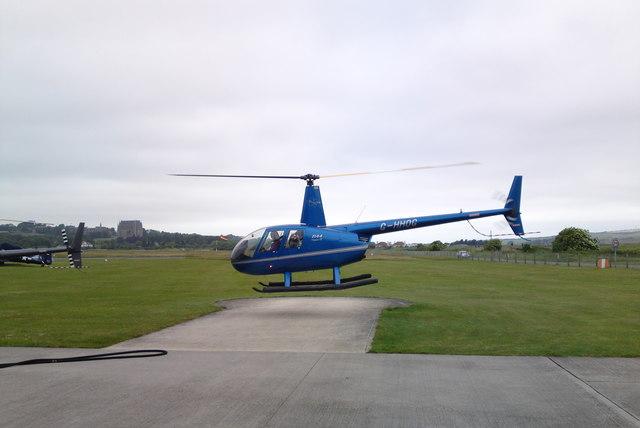 Pleasure flight from Shoreham Airport
