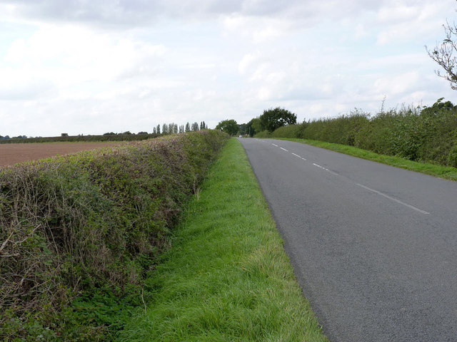 Wheatley Road approaching South Wheatley
