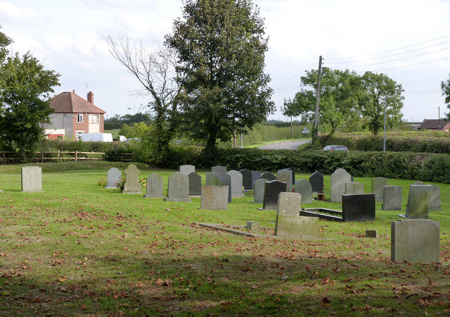 St Helen's Churchyard, South Wheatley