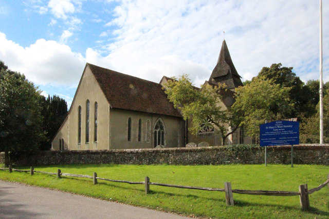 St Mary West Horsley